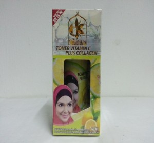 Toner-Vitamin-C-Plus-Collagen-Chanteq-Purnama